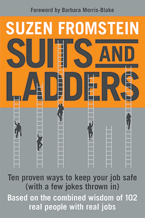Suits and Ladders book cover